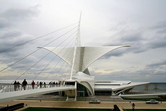 Milwaukee Art Museum to Celebrate 10th Anniversary of Quadracci Pavilion