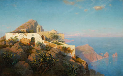 Florence Griswold Museum Opens American Landscapes: Treasures from the Parrish Art Museum