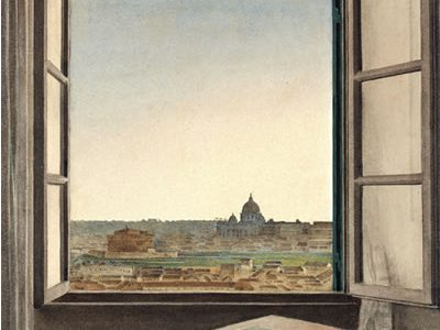 The Metropolitan Museum of Art Opens Rooms with a View First Exhibition to Focus on Motif of the Open Window in 19th Century Art