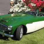Kemp Auto Museum To Host Third Annual All Austin-Healey Show