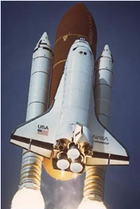 Live Space Shuttle Endeavor Launch on View at Museum of Flight April 29