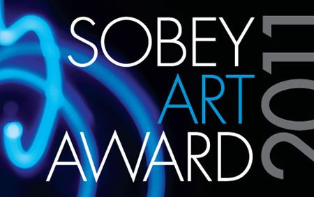 Sobey Art Award 2011 Contenders Announced
