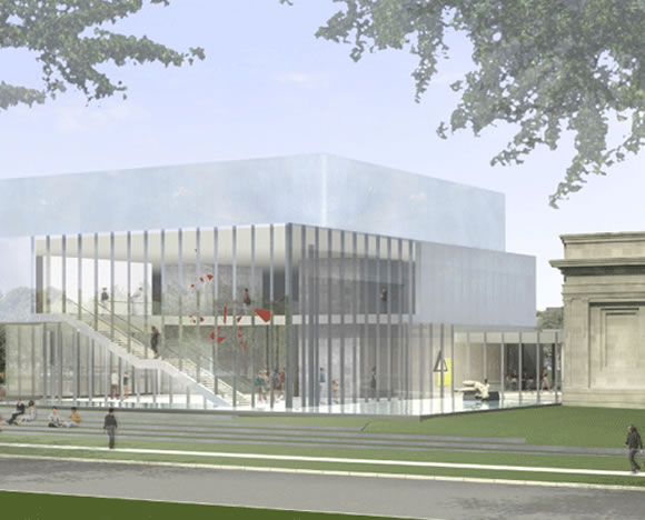 Speed Art Museum Exceeds Funding For $50 Million Expansion
