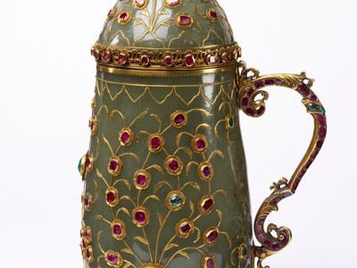 Victoria & Albert Museum (V&A) Acquires Ottoman Tankard with Art Fund Help