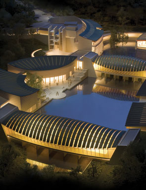 Crystal Bridges Museum of American Art Receives $20M Donation From Walmart