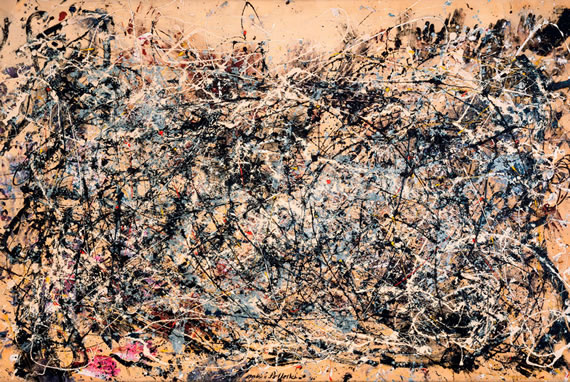 jackson pollocks number 1 essay Jackson pollock (1912-1956) number 28, 1951 signed and dated '51 jackson pollock' (lower edge) signed again twice, titled and dated again twice 'jackson pollock 1951 #28' (on the stretcher and on the reverse) oil on canvas 30 1/8 x 54 1/8 in (765 x 1374 cm) painted in 1951.