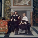 Museum of Fine Arts Boston (MFA) Reaches Agreement to Retain Portrait of a Man and Woman in an Interior by Eglon van der Neer