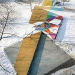 Laumeier Sculpture Park Acquires Jessica Stockholder Artwork
