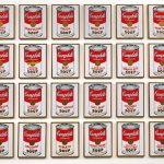 Museum of Contemporary Art, Los Angeles (MOCA) Opens Andy Warhol Campbell's Soup Cans Exhibition