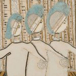 Michener Art Museum Opens Transmutation and Metamorphosis: The Collages of Ann Irwin