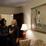 President Obama Meets with Norman Rockwell Museum Officials