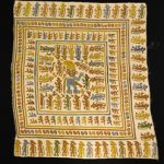 Princeton University Art Museum Acquires Andean Painted Textile