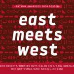 San Francisco Art Institute Presents East Meets West Artadia Awardees 2009 Boston