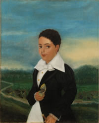 Gibbes Museum of Art Opens In Search of Julien Hudson