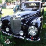"""Kemp Auto Museum Collection Mercedes-Benz Wins Award At Kansas City Art Institute's 2011 """"Art of the Car"""" Concours"""