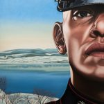 Kunstmuseum Thurgau Presents Richard Phillips / Adolf Dietrich. Painting and Misappropriation