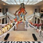 New Orleans Museum of Art Presents Thalassa Installation by Swoon