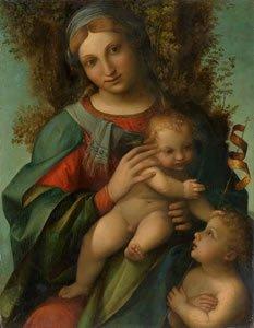 National Gallery of Victoria Acquires Correggio Renaissance Masterpiece