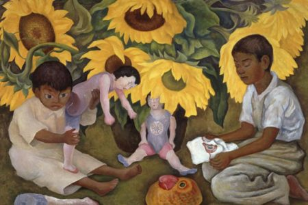 Pallant House Gallery Presents Frida Kahlo and Diego Rivera: Masterpieces from the Gelman Collection