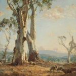National Gallery of Australia Acquires Hans Heysen Painting