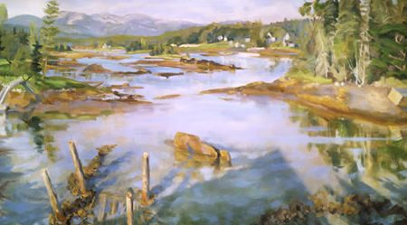 Museum of Colorado Springs Fine Arts Center Presents Elevated Perspective: Paintings by Joellyn Duesberry