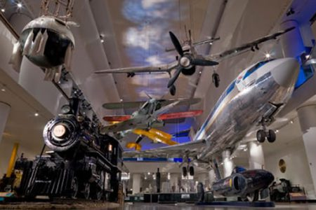 Museum of Science & Industry (MOS) Science Storms Exhibition Wins Awards