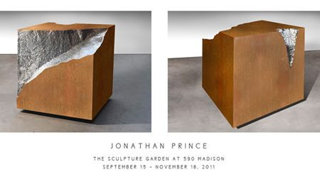 The Sculpture Garden at 590 Madison Avenue Presents Jonathan Prince Sculptures