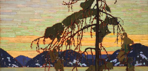 Groninger Museum presents Group of Seven. Canadian Painting exhibition