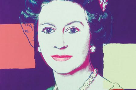 Ulster Museum Presents The Queen. Art and Image