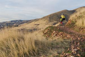 Bonneville Shoreline Trails Around Natural History Museum of Utah's New Home Gets Rehabilitated