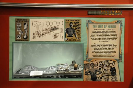 United States Patent and Trademark Office Museum Presents Exercising Ingenuity Exhibition