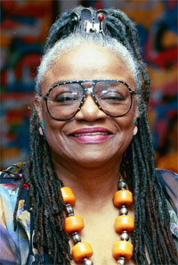 Artist Faith Ringgold to Present Children's Books and Story Quilts Lecture at the Foundry Art Centre