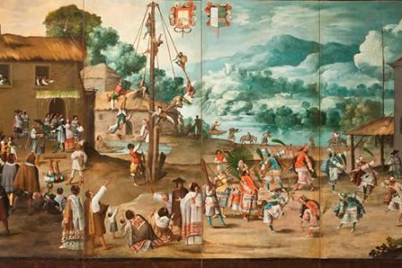 Los Angeles County Museum of Art (LACMA) Announces Contested Visions in the Spanish Colonial World