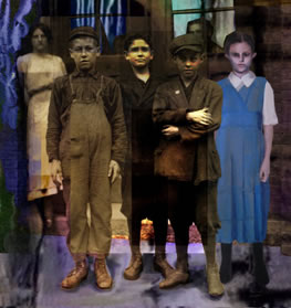 Bennington Museum Presents The Mill Children Exhibition