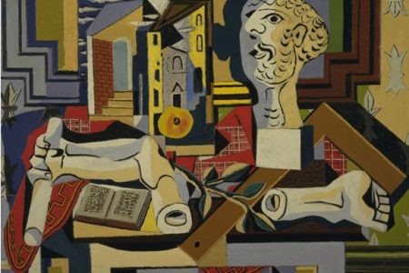 Getty Villa Opens Modern Antiquity. Picasso, de Chirico, Leger, and Picabia in the Presence of the Antique