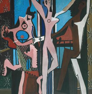 Tate Britain Announces Picasso and Modern British Art Exhibition for 2012
