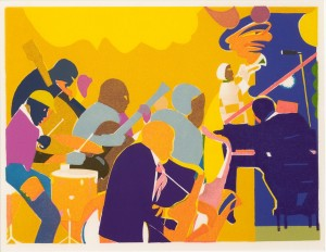 Taft Museum of Art Announces Impressions and Improvisations. The Prints of Romare Bearden