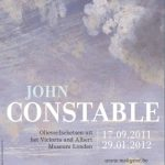 Museum of Fine Arts Ghent Presents John Constable. Oil Sketches From the Victoria and Albert Museum