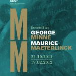 Museum of Fine Arts Ghent Presents The World of Minne and Maeterlinck