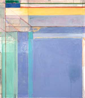 Corcoran Gallery of Art opens Richard Diebenkorn. The Ocean Park Series
