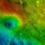 National Air and Space Museum New Images Show Recent Geologic Activity on the Moon