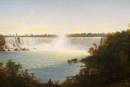 Blanton Museum of Art opens American Scenery. Different Views of Hudson River School Painting