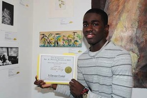Miami Art Museum and Miami-Dade County Public Schools Present 2012 Scholastic Art Awards and Exhibition