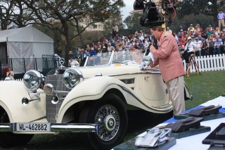 KEMP AUTO MUSEUM WINS TOP HONORS AT THE 2012 AMELIA ISLAND CONCOURS