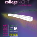 J. Paul Getty Museum Presents College Night at the Getty Center