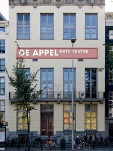 De Appel arts centre opens in new permanent premises