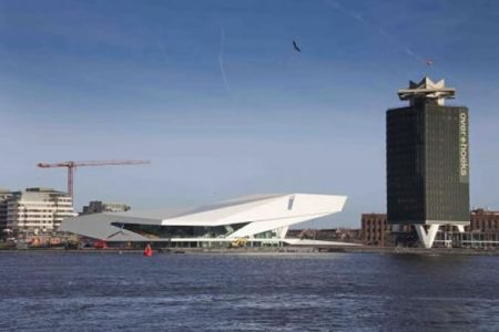 EYE Film Museum Opens on April 5 in Amsterdam