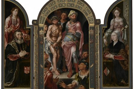 Getty Museum Presents Drama and Devotion. Heemskerck's 'Ecce Homo' Altarpiece from Warsaw