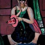 Pinakothek der Moderne presents Women. Max Beckmann, Pablo Picasso, Willem de Kooning