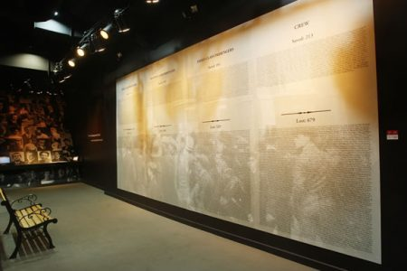 Henry Ford Museum opens Titanic. The Artifact Exhibition